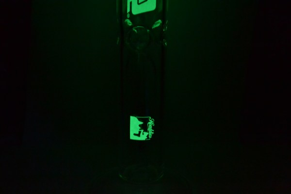 Headdies Glow Label Logo (Close-up Sherlock)