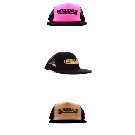 Headdies Trucker Hat