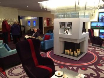 Virgin Money lounge London