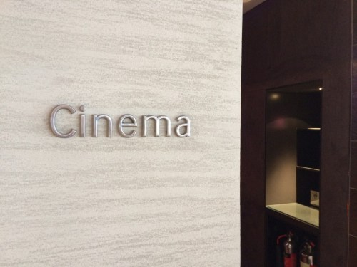 No 1 Traveller Gatwick cinema 3 review