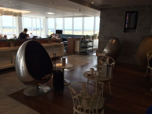 No 1 Traveller Gatwick lounge 5 review