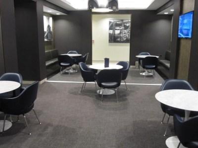 United First lounge Heathrow 4