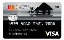 IHG Rewards Club Premium Visa 2