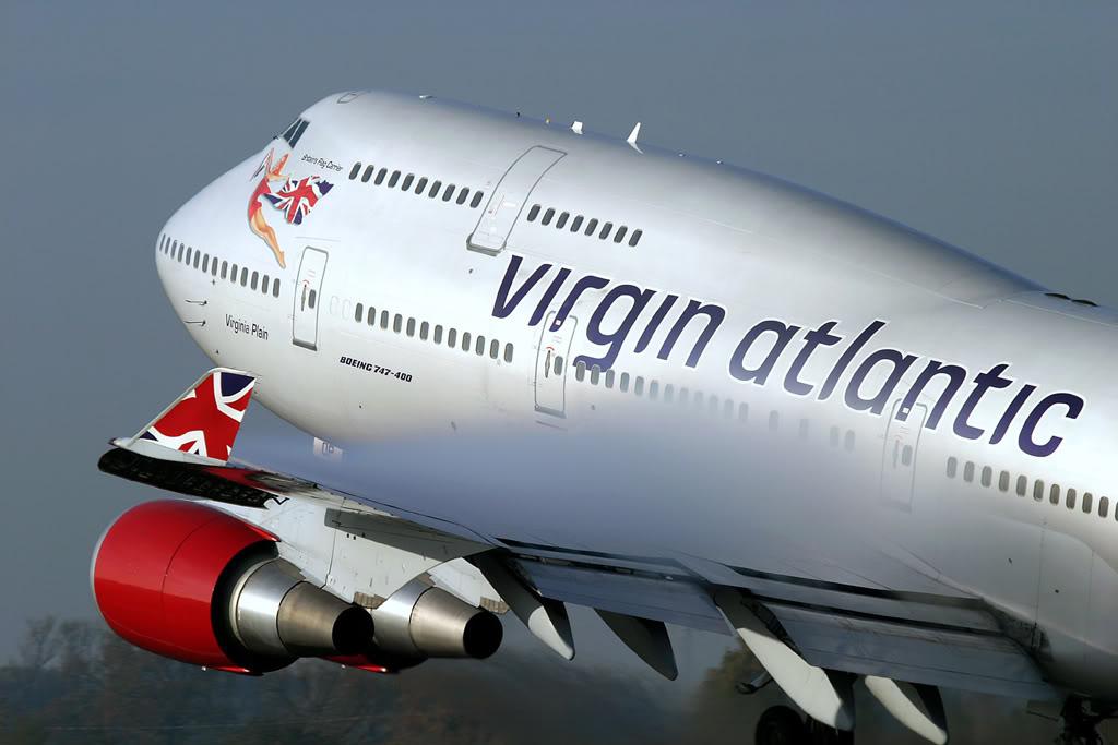 Richard Branson cedes control of Virgin Atlantic