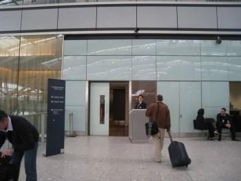 Concorde Room door