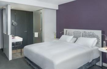Innside bedroom