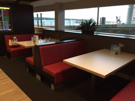 Stansted Escape airport lounge 4