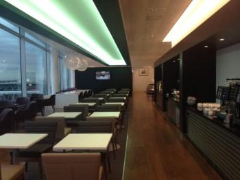 BA lounge Amsterdam 1