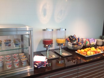 BA lounge Amsterdam 4