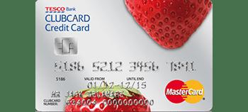 Tesco Mastercard credit card