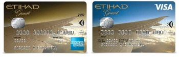 Etihad credit cards
