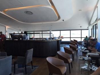 Slow - Upstairs Bar Area
