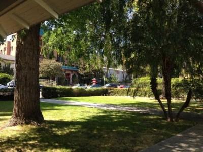garden orange drive hostel