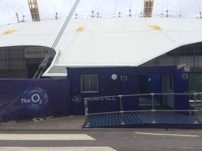 InterContinental London O2 review walking route