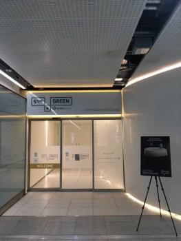 51st Green Dublin Airport preclearance lounge