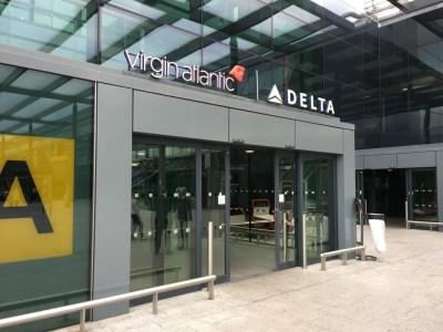 Review Virgin Atlantic Clubhouse lounge London Heathrow Terminal 3