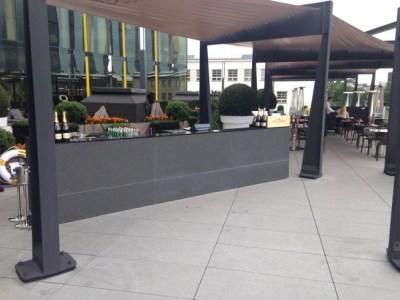 hilton tallinn park review restaurant terrace 01