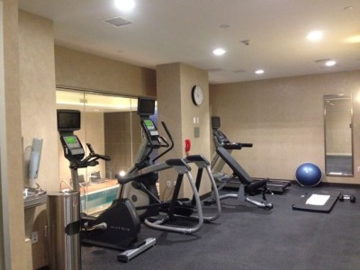 holiday inn brooklyn downtown gym