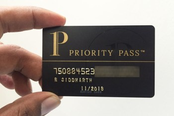 Priority Pass discount code
