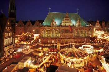 Bremen Christmas market British Airways