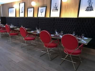 Gran Melia Palacio De Los Duques Madrid Montmartre Restaurant wine bar