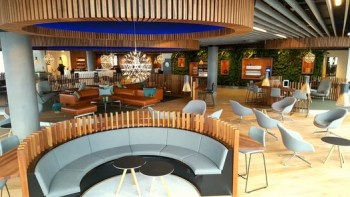 Eventyr lounge Copenhagen airport
