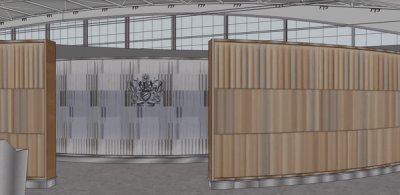 First Wing British Airways Terminal 5
