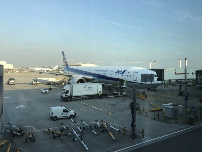 ANA business class flight review London Heathrow to Tokyo Haneda