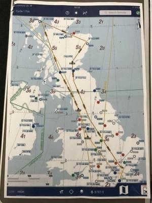 route gatwick heathrow