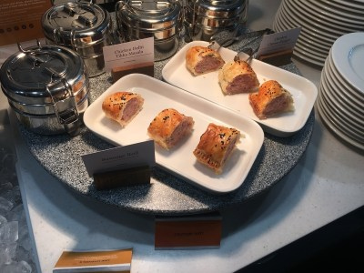 Review 1903 lounge Manchester Airport Terminal 3