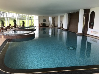 Trump Turnberry Starwood Luxury Collection Resort pool
