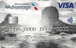 MBNA American Airlines credit card