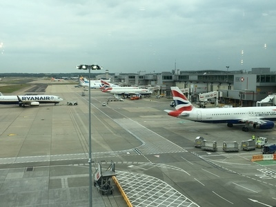 No 1 Lounge Gatwick Airport South Terminal Review