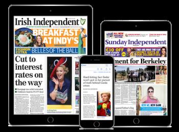 Irish Independent digital offer