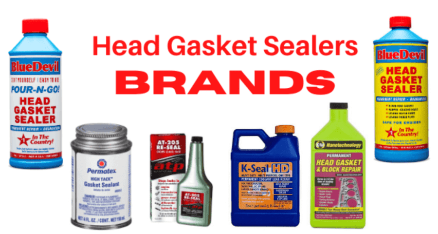 Head Gasket Sealers Brands