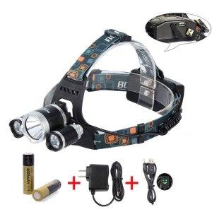 Boruit RJ5000 Headlamp - Boruit Headlamp Reviews