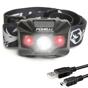 Foxelli Rechargeable