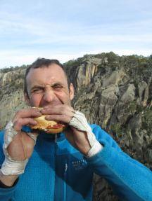 Stephane Sandwich on Ozy End