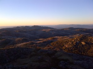 Evening from Sultan and Maharaja at the Cathedral, Mt Buffalo 5