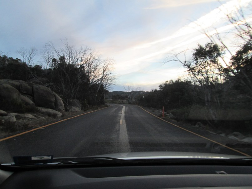 The Road to Mt Buffalo and the Hut 0