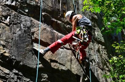 Yongseo Pokpo Rock Climbing South Korea 3