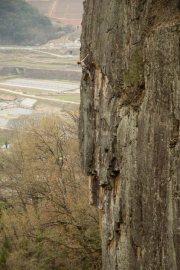 Yongseo Pokpo Rock Climbing South Korea 7