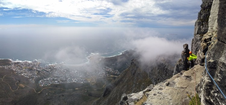 Cape Town chronicles: a wedding, a rock climbing trip and a paragliding trip – Dec 2016