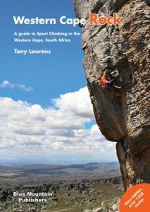 Sport Climbing Topo for the Western Cap