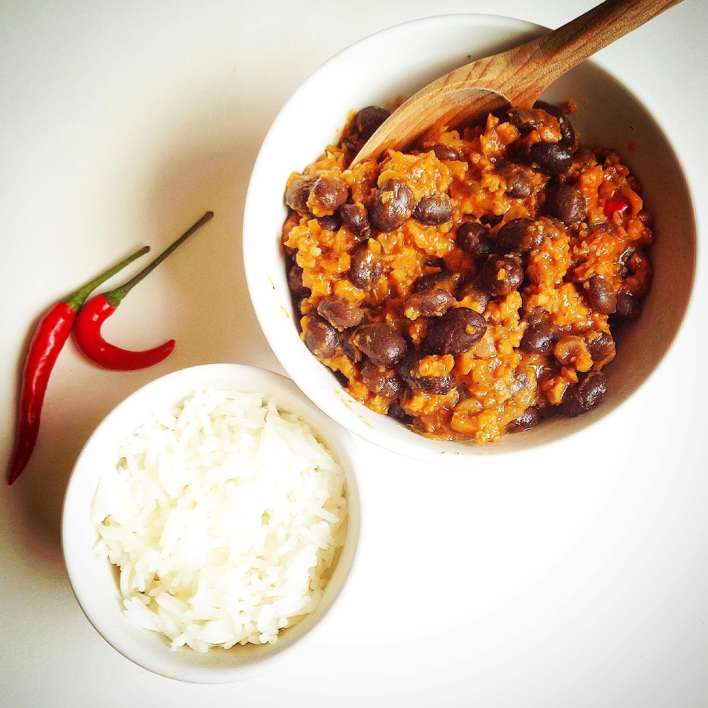 vegetarian chili con carne - Chili con Carne Vegetariano - 6