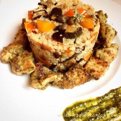 Single Portions Quinoa - Mono Porzione di Quinoa
