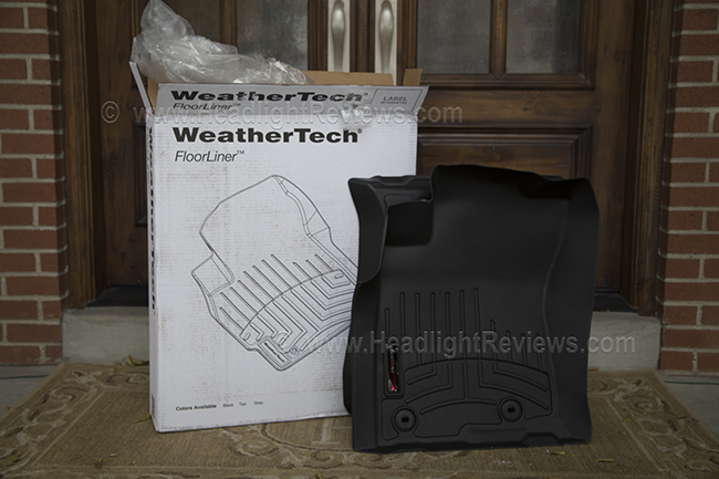 Weathertech Floor Mat