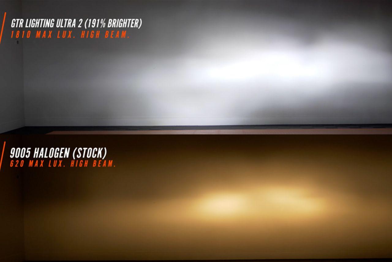 19 ford ranger high beam reflectors