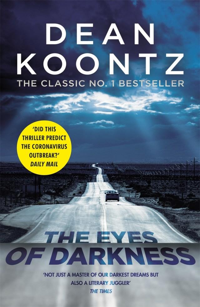 The Eyes of Darkness by Dean Koontz  Headline Publishing Group