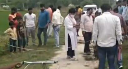 परशदेपुर:खड़ंजा निर्माण में हुए घपले को लेकर कार्रवाई,जांच शुरू